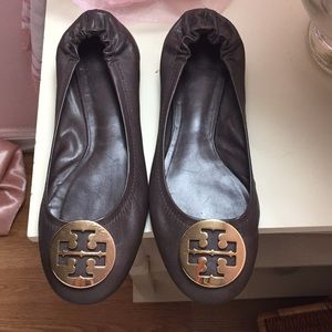 Brand new Tory Burch flats